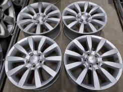 "Оригинальные литые диски Mitsubishi на 18"" (5*114.3) 7j et+46 цо67.1мм"