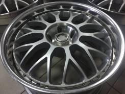ОТЛсост GTR SIZE Шикарные Редчайшие Ковки Advan Siena R18 9J Brembo OK