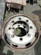 Диск колесный 19.5/6.75 140-12MM-8H Hyundai 529106A850, 52910-6A850