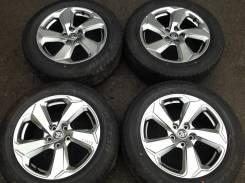 225/60R18 Dunlop лето, диски оригинал Toyota 5x114.3 made in Japan