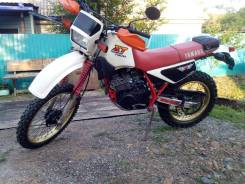 Yamaha XT 250, 1987