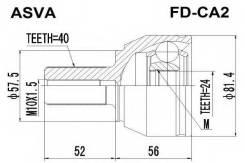 ШРУС подвески наружный Asva FDCA2