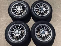 "Колеса 15"" Enkei Rivazza 4*100 185/65R15 Michelin Energy [VSE4Kolesa]"