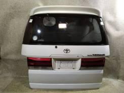 Дверь задняя Toyota Hiace Regius RCH41W 3RZ-FE, задняя [196955]