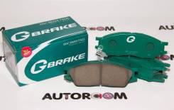 Задние тормозные колодки G-Brake GP-05004