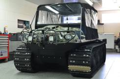 Argo 8x8 750 HDi, 2010
