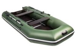 Лодка ПВХ Аква 3200 СК (цвет зеленый)