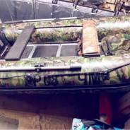 Продам лодку ПВХ Badger HL 400