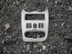Рамка магнитолы Renault Logan 1 2005-2014 [8200739438]