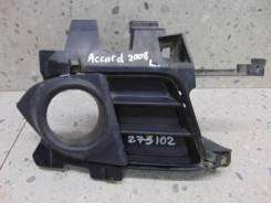 Ободок противотуманной фары Honda Accord 8 CU 2008-2013 [71116TL0G50]