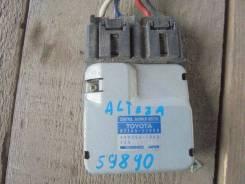 Резистор отопителя Toyota Altezza XE10 1998-2005 [8716522050]