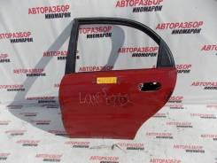 Дверь задняя левая Chevrolet Lanos T100 2004-2010 [96303928]