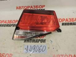 Фонарь задний внутренний правый Toyota Camry V50 2011-2017 [8158133290]