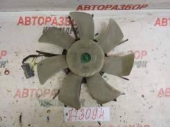 Вентилятор охлаждения радиатора Honda Accord 7 CL, CM, CN 2003-2008 [38611RBB003, 38616RBB003]