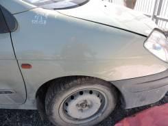 Крыло переднее правое Renault Scenic 1 1999-2003