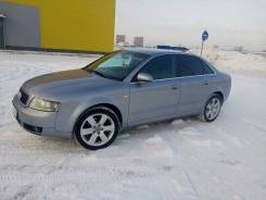 Audi A4 Avant, 2004