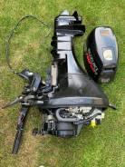 Лодочный мотор Сузуки 9.9 4 тактный