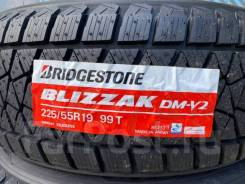 Bridgestone Blizzak DM-V2, 225/55R19 99T Made in Japan!