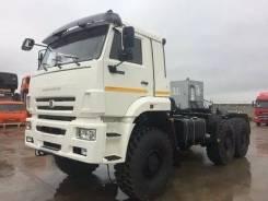 КАМАЗ 65221-6020-53 тягач Евро 5 продаю в лизинг, 2020