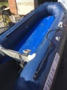 Продам лодку «Кулик 350»