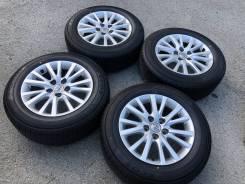 R16 диски Toyota + 215/60R16 без износа (ЛЕТО) KO25.7