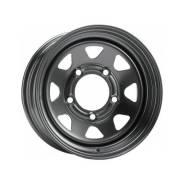 Dotz 4X4 Stahlrader Dakar 8x15 5x139,7 et-35 110 silver