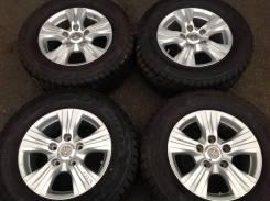 285/60R18 Bridgestone зима, диски оригинал Lexus 5x150 made in Japan