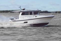 Катер для морской рыбалки Nord Star 31+Patrol