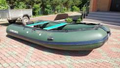 Продам лодку ПВХ Solar SuperJet 420