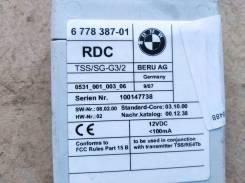 Блок управления RDC BMW X5 E70 677838701