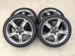 Комплект колес Toyota Altezza R17 7J ET50 5*114.3 Pirelli 215/45/17