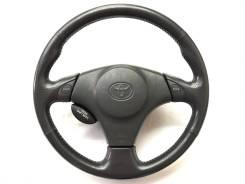 Оригинальный спортивный кожаный руль Toyota