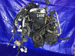 Контрактный двигатель Mazda ZLDE A2698. Гарантия. Отправка.