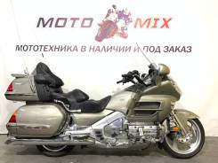 Honda GL 1800 Gold Wing, 2002