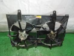 Диффузор радиатора Nissan Murano 2003-2008