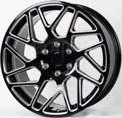 Новые диски 6*139,7 R20 Black Rhino Cyclone
