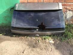 Дверь задняя BMW x5 2004 [верхняя, всборе] E53, N62B44