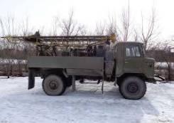 Газ 66 УГБС
