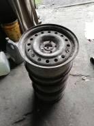 Диск колёсный газ 31105 газ 3110