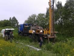 Инженерные изыскания на Сахалине. Аренда буровой установки.