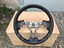 Кожаный руль Honda Freed gb3 gb4 gp3 идеальное состояние