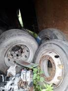 Продам колёса 275/70R22,5 б/ у на автобус Лиаз