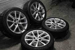 Комплект оригинальных дисков Lexus / Toyota 17x8J +45 5*114.3