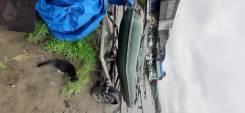Тележка с лодкой