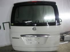 Дверь багажника Nissan Serena C25 K010MCY0MA