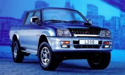Бампер Mitsubishi L 200 (1996-2006)