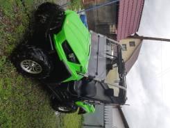 Kawasaki Teryx 750, 2012