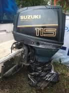 Продам лодочный мотор Сузуки 115