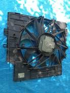 Вентилятор охлаждения двигателя с кожухом BMW X3 F25 20dX N47 13г