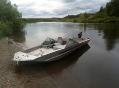 Продам моторную лодку BASS Tracker 17 PRO производство США